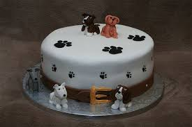 birthday cakes for dogs 12 dog cakes and dog shaped birthday cake