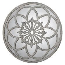 Uttermost Mirror Round Conselyea Decorative Wall Mirror Uttermost Target