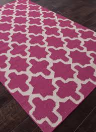 Magenta Area Rug And Banks And Banks Flat Weave Abr0505 Medium