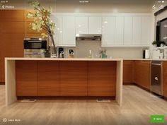 Kitchen Ideas Ikea Ikea Kitchen With Semihandmade Flatsawn Teak Fronts Ideas 919