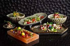 aya cuisine aya restaurant gallery hotelier indonesia food and