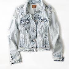 light distressed denim jacket 204 best jean jackets images on pinterest jean jackets denim