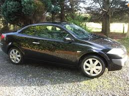 nice 2009 megane convertible 1 495 trade in considered in