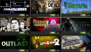 best black friday gaming pc deals steam takes the fight to xbox one ps4 with big black friday