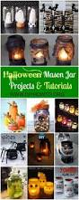 Halloween Mason Jar Crafts 317 Best Diy And Crafts Images On Pinterest Canvas Walls Beans