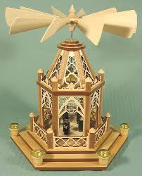 43 best custom german pyramid candle carousel images on