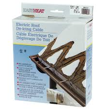 Wrap On Roof And Gutter Cable by Easy Heat Roof De Icing Cable Adks100 Barnett U0027s Do It Center