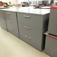 hon 4 drawer vertical fireproof file cabinet u2013 taupe u2013 used office