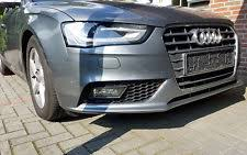 audi a4 b8 grill upgrade blk rs honeycomb mesh front bumper grill grille cover kit 13