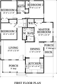 Main Level Floor Plans The Duke Street Southern Living House Plans