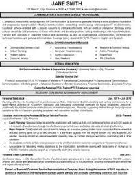 Resume Examples Customer Service Resume by Finance Resume Objective Statements Examples Http