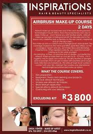 Make Up Course Inspirations U2013 Airbrush Make Up Course Rustenburg
