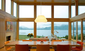 Boora Architects A View From The Oregon Coast House From Boora Architects