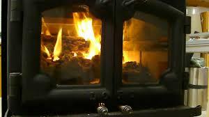 lopi fire dragon wood stove youtube