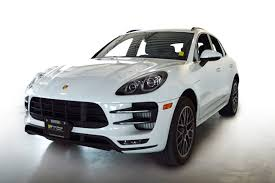 porsche macan turbo performance porsche macan turbo with performance package tops model line