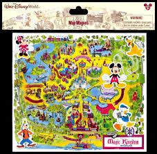 Magic Kingdom Map Orlando by Meet The World Walt Disney World At The Airport
