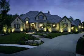 front of house lighting ideas outside house lighting ideas backyard and landscaping lighting ideas