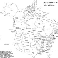 united states map blank with outline of states united states map without names map of usa
