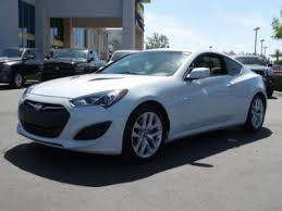 2013 hyundai genesis 2 0t for sale hyundai genesis coupe in tucson az for sale used cars on