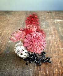 Red Prom Corsage Prom Corsage And Boutonniere Rochester Ny