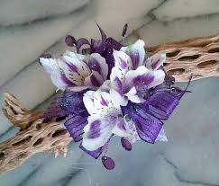 purple corsage purple alstroemeria corsage in las vegas nv windmill floral