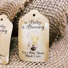 a baby is brewing a baby is brewing bridal shower tag baby shower tag medium