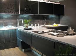 contemporary backsplash ideas for kitchens modern black kitchen cabinets photogiraffe me