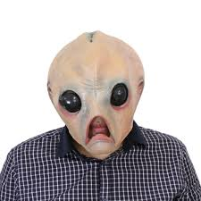 bandit mask halloween buy scary alien mask halloween costume head mask party theater