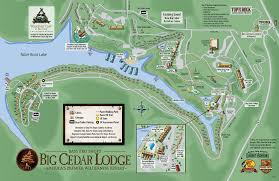 Ellis Park Floor Plan by Bluegreen Wilderness Club At Big Cedar Bluegreen Vacations