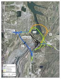 Mn Dot Traffic Map Iron Range Officials Fear Dangers Of Hwy 53 Reroute Minnesota Brown