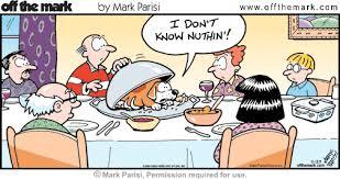 dsm fish gal thanksgiving humor