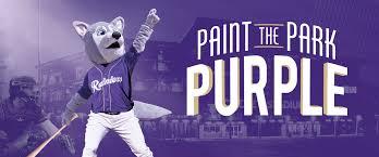 purple paint paint the park purple uw tacoma