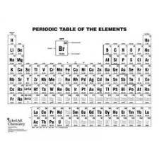 Periodic Table Mercury Mercury Print 9630250 Ward U0027s Chemistry Simple Format Periodic