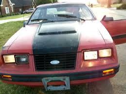83 mustang gt for sale 1983 mustang gt 5 0 t tops 4