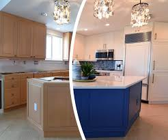 kitchen cabinets top coat cabinet painting virginia n hance of hton roads