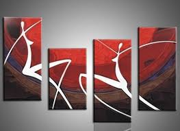 hand painted oil painting elegant modern canvas art for wall decor