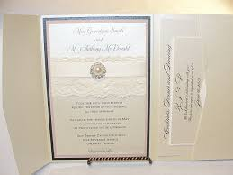 wedding invitations orlando lace wedding invitations using real lace