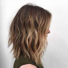 lob haircut dark wavy hair best 25 wavy lob ideas on pinterest wavy lob haircut lob hair