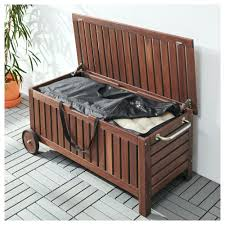 Cushioned Storage Bench Full Size Of Benchpatio Cushion Storage Bench Wicker Storage Bench