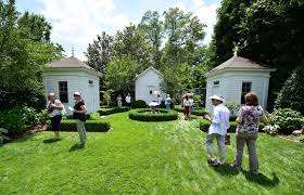 tour the beautiful u0027hidden gardens u0027 of old town featuring purple