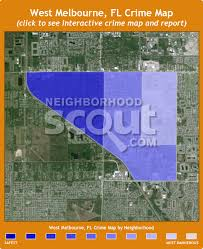 melbourne fl map melbourne 32904 crime rates and crime statistics