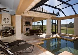 Lanai Patio Designs 75 Plus 25 Outdoor Rooms Sun Shelters To Improve Outdoor Living