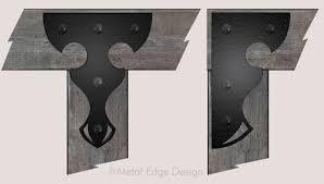 custom beam brackets buscar con estructura y escaleras