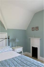 an inspirational image from farrow and ball a bedroom with walls