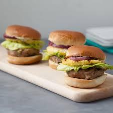 healthy turkey burger recipes eatingwell