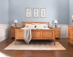 white shaker style bedroom furniture