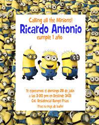 minion birthday party invites minion invitation my designs pinterest minion invitation and