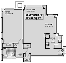 Manhattan Plaza Apartments Floor Plans The Sherry House Broadwall Management Corporation