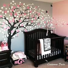 chambre bébé fille déco stickers deco chambre fille daccorez la chambre fille de