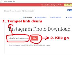 cara membuat instagram baru di komputer 4 cara menyimpan foto dari instagram terbaru dan lengkap